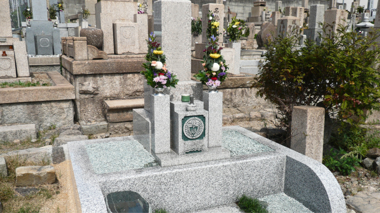 きれいなお墓