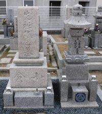 高石斎場墓地でお墓のリフォームをさせていただきました(小倉様)