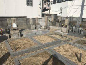 安中墓地の写真