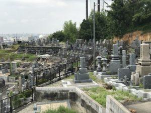 別宮墓地(四條畷市)のお墓