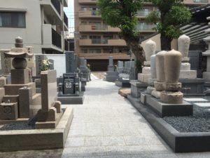 太平寺境内墓地のご紹介