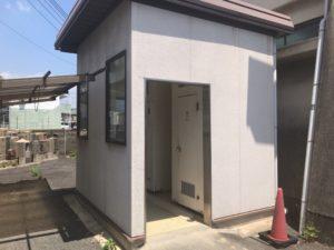 岩田墓地 東大阪市にある霊園です。