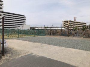 長瀬墓地(東大阪市)の斎場