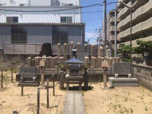 御厨墓地(東大阪市)の軍人墓