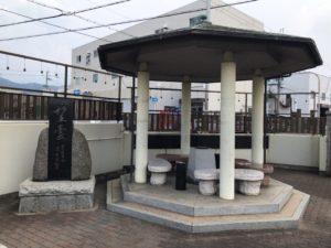 加納川田墓地(東大阪市)の休憩所
