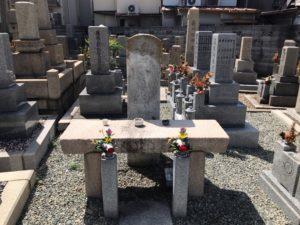 大枝墓地(守口市)のお墓