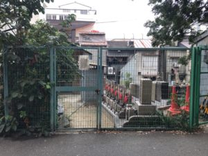 蒲生墓地(大阪市都島区)のお墓