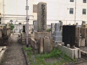 南方霊園(大阪市淀川区)のお墓