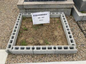 艮下島共同墓地(東大阪市)のお墓