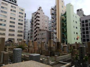 南方墓地(大阪市淀川区)のお墓