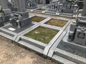 吉田墓地(東大阪市)の空き区画
