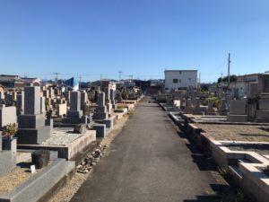 御所市営墓地(御所市)の募集