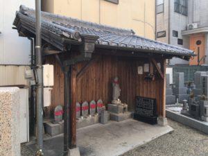 森河内本郷墓地(東大阪市)の円通寺墓地