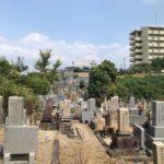 禁野・中宮共同墓地(枚方市)のお墓