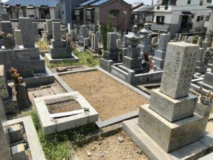 中野共同墓地(四条畷市)のお墓