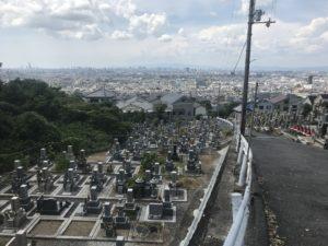 客坊墓地(東大阪市)のお墓