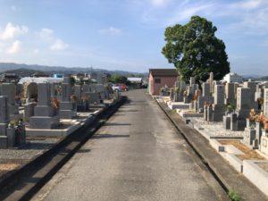 上之郷墓地(泉佐野市)のお墓