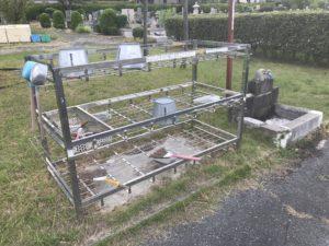 大阪市設服部霊園のお墓