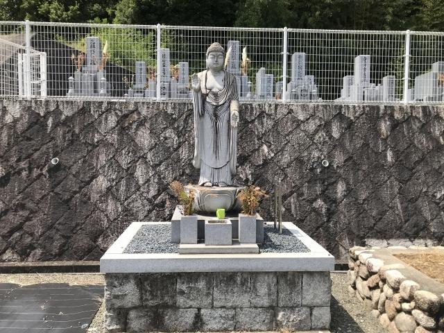 神戸市北区 地蔵院霊園の仏像