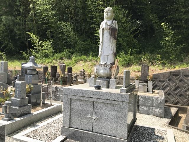 神戸市北区 地蔵院霊園の永代供養墓