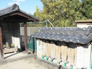 樋之上共同墓地(枚方市)