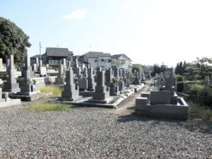 印田墓地(枚方市)