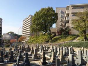 上之町墓地(枚方市)