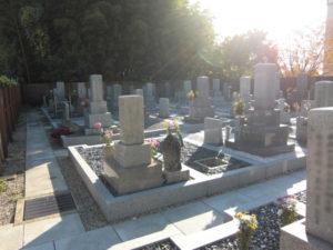 牧野阪共同墓地(枚方市)