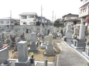 村野共同墓地(枚方市)