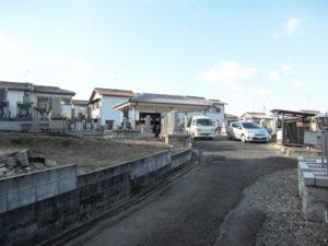 長尾北墓地(枚方市)