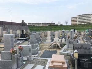 岡新町共同墓地(枚方市)