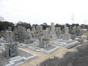大峰・野村共同墓地(枚方市)