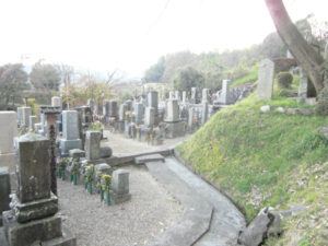 尊延寺共同墓地(枚方市)