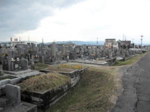 招提墓地(枚方市)