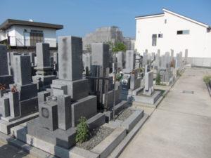 宇山霊園(枚方市)