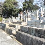 山之上共同墓地・北墓地(枚方市)のお墓