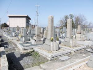 山之上共同墓地・南墓地(枚方市)