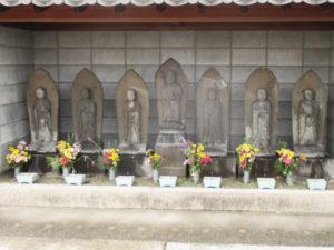 里上津屋・浜上津屋墓地13(八幡市)