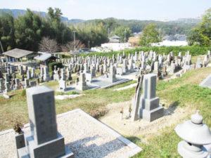 水取区墓地9(京田辺市)