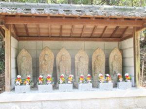 普賢寺野神墓地1(京田辺市)