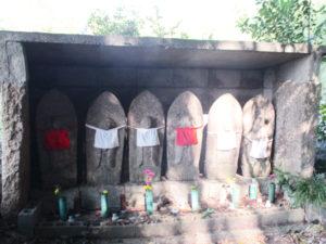 多々羅住建寺墓地11(京田辺市)