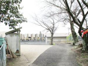 戸津区墓地6(八幡市)