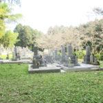 高船池ノ谷墓地(京田辺市)