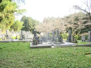 高船池ノ谷墓地3(京田辺市)