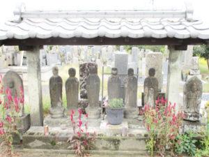 番賀の墓3(八幡市)