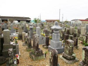 市営隅田墓地1(八幡市)