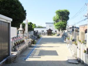 堀溝新家墓地1(寝屋川市)