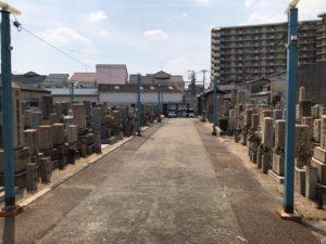 高井田墓地(東大阪市)のお墓