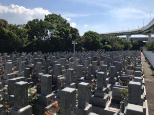 高石市営浜墓地の募集とお墓