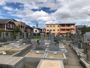 稲葉墓地(東大阪市)のお墓
